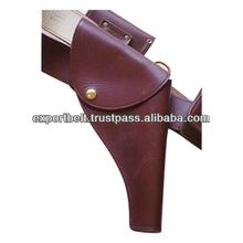 Pakistan Pistol Cover in geniune Leather | Geniune Leather Pistol / Leather Gun Cover