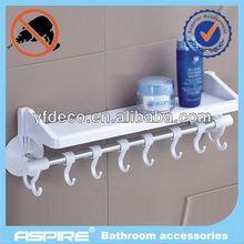 Bath & toilet cheap bathroom glass shelf