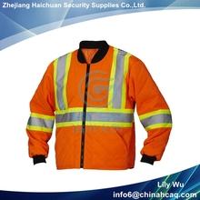 Reflective motorcycle jacket reflective security jacket safety reflective jacket