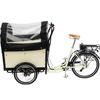 "2015 hot sale three wheel Electric Cargo Bike 20""/24"" /bakfiet/cargo bicycle"
