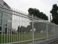 rectangular tube fencing