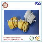dongguan high quality pvc square plug