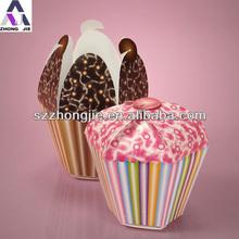 Food grade paper cupcake box
