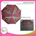 19'*8k red dot trasparente disegno bambini ombrello