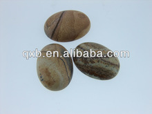 picture jasper cabochon gemstone, 13*18mm jasper gemstone cabochon