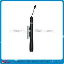 Black Metal Banner Pen Mini haning Light pen