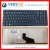 Laptop Keyboard K52 UK For Replacement Black Original &New