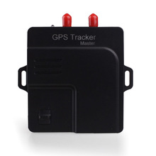Quad band free real time on line spy tracking gps car tracker with SOS button---Master model