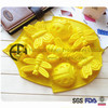 Many Shape Baking Silicone Molds