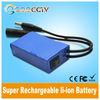 12V Li-ion Battery Rechargeable 9800mAh for CCTV Camera hotsale
