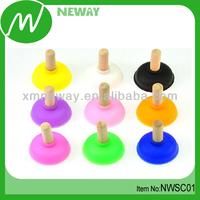 Free sample funny creative silicone rubber sucker