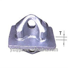 casting steel intermediate container Single Stacking Cones