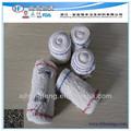 Elástico vendaje crepe/con lado de color- hilos de algodón y vendaje crepe