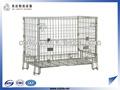 aço galvanizado malha de arame da gaiola de armazenamento
