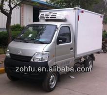 cheap mini refrigerated van