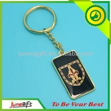 Personalized custom epoxy key chains metals