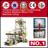 Three-to-Seven-Layer Co-extruding Traction Rotation Blown Film Machine,Blown Film Machins,China