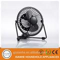 2013 mejor venta de ventilador usb& mini-ventilador& ce& 4/6 pulgadas