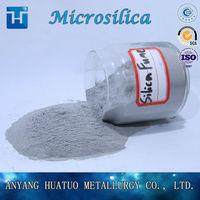 Price of densified microsilica/silica sand/microsilice
