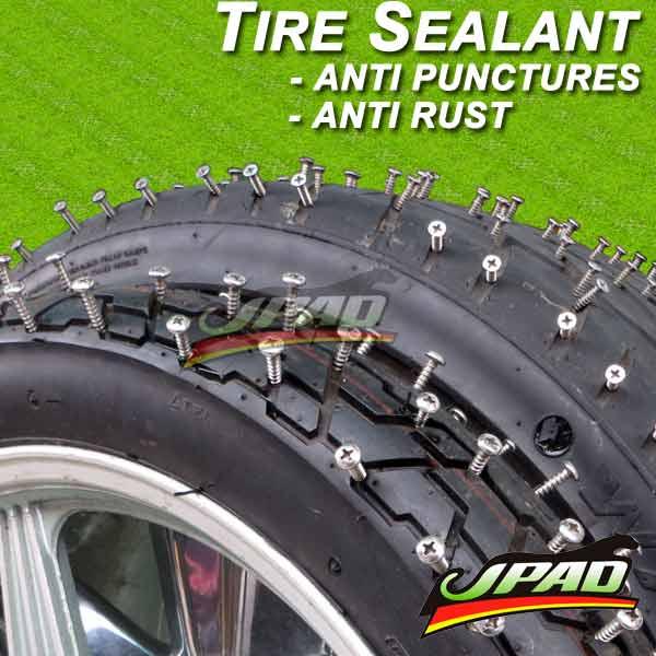 Tubeless Tire Puncture Repair Kit