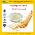 La fábrica del gmp suministro natural de ginseng p. E.