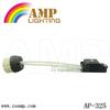 lamp socket gu10 with Junction Box & iron bracket AP-325