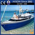 Hison 26ft voilier hors - bord moteur mini voilier