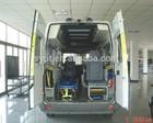 Ambulance interior trimming parts- Aluminum alloy