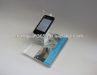 mobile phone stand novelty phone accessoies