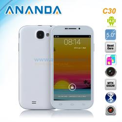 Made In China quad core phone C30