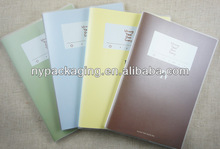 popular PVC cover new design journal/favorite gift subject planner/school student favorite diaries