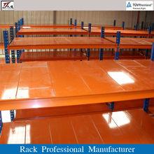 Widely used Medium duty steel racking