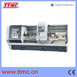 CK6180E CNC large sindle bore precision lathe machine