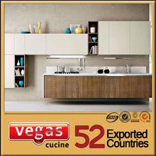 2014 new design mdf kitchen craft cabinet hardware