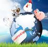 green animal health product for animals /green antibiotics