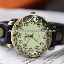 flower rose wrist strap watches