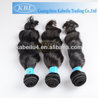 KLB Natural virgin wholesale brazilian remy hair
