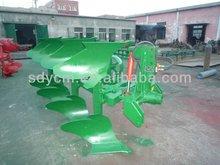 moldboard plow share