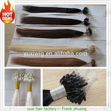 Best quailty AAAAA+ Russian micro ring hair extension