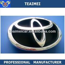 Hot sale car grille front chrome emblem car logo