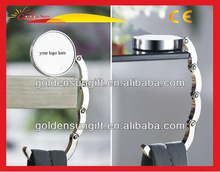 Hot Selling Newest High Quality Crystal Foldable Bag Hanger