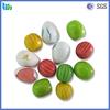 Best selling fruit round ball bubble gum ball mango candy balls