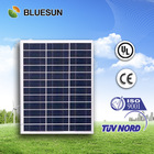 Bluesun most popular poly 40w price per watt pv solar panel