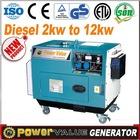 6kva 220v Diesel Generators For Home Use Ultra Silent