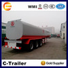 good used oil tanker trailer and 3 axle trailer for sale