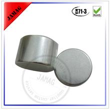 High strength wind driven generator neodymium magnets n54