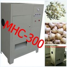 Garlic peeling machine dry way with capacity 300kg/h
