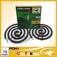 poweful effect black coils anti mosquito
