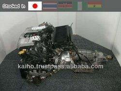 motores usados SUBARU EJ20-TT