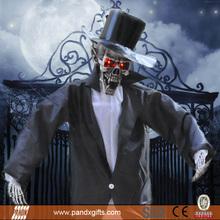 5 Foot Standing Groom Creepy Sound Halloween Prop